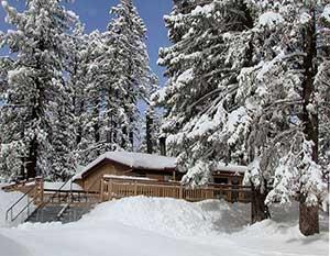 Winter Adventure Center