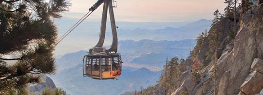 Palm Springs Tram Group Packages