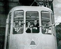 Palm Springs Tram History