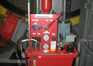 Docking Brake Hydraulics