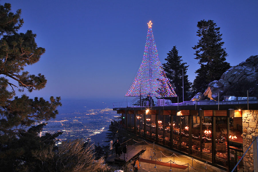 Special Occasions Palm Springs Aerial Tramway